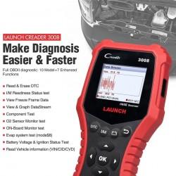 Tester diagnostyczny Launch Creader 3008