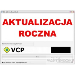 VCP - roczny abonament