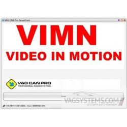 Dodatkowa funkcja VCP VIM
