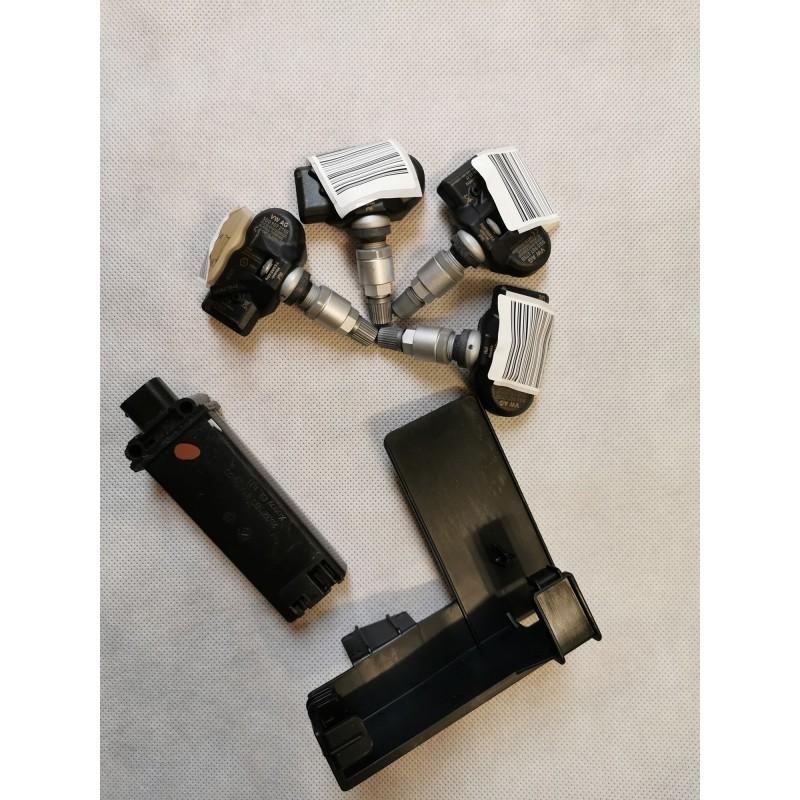 Skoda Karoq czujniki ciśnienia w oponach TPMS montaż
