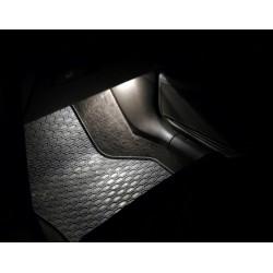 Audi A8 4H oświetlenie na...