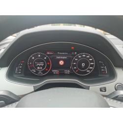 VW Touareg CR rozpoznawanie...